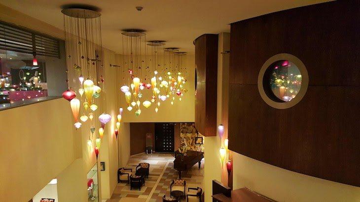Hotel Golden Tulip Farah Casablanca, Marrocos © Viaje Comigo