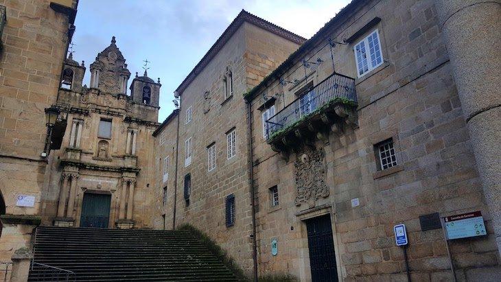Centro histórico de Ourense, Espanha © Viaje Comigo
