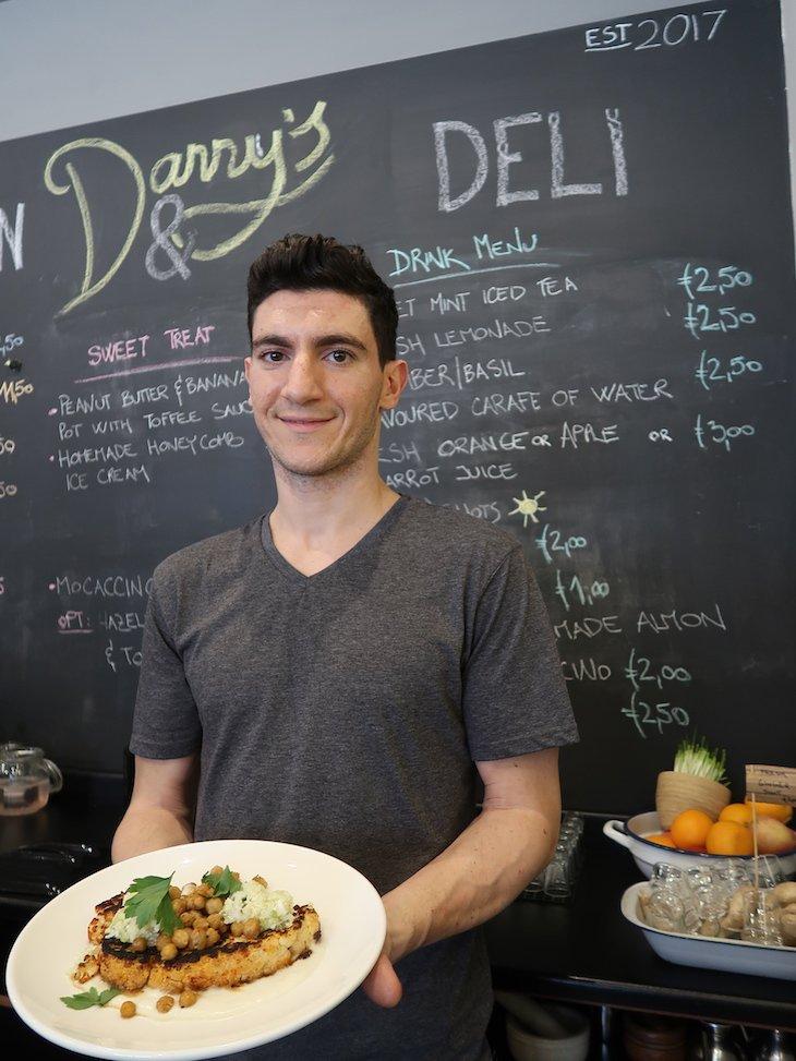Restaurante Danny's, Malta © Viaje Comigo
