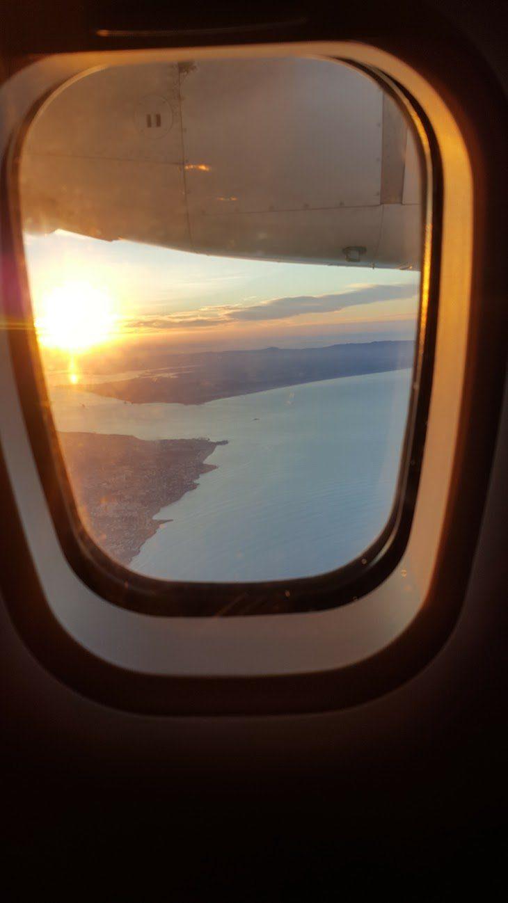 Foto avião © Viaje Comigo