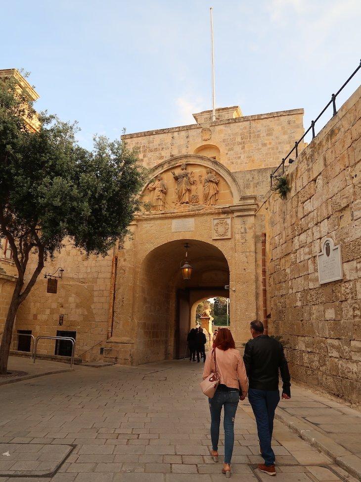 Mdina - Malta © Viaje Comigo