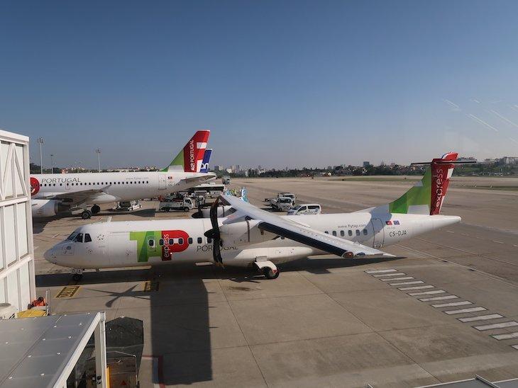 ATR 72 TAP © Viaje Comigo