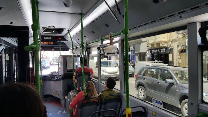 Autocarros de Malta © Viaje Comigo