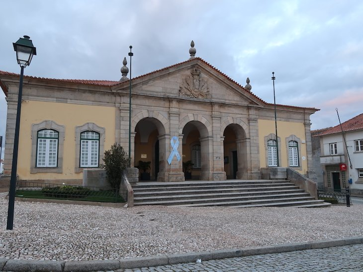 Paços do Concelho - Almeida - Portugal © Viaje Comigo