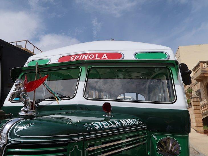 Autocarro de Malta © Viaje Comigo