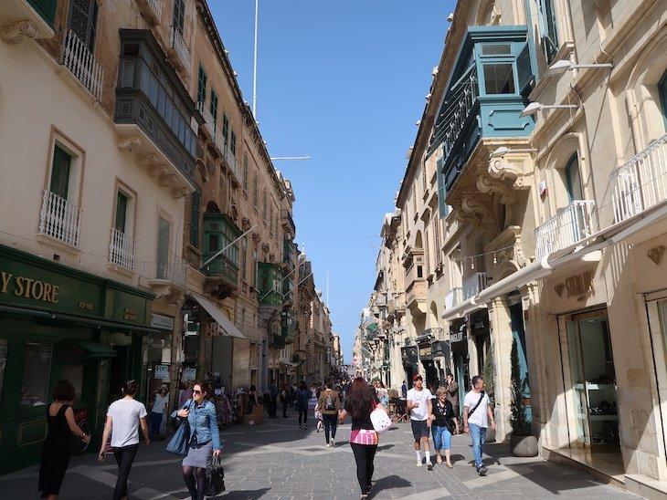 La Valetta - Malta © Viaje Comigo