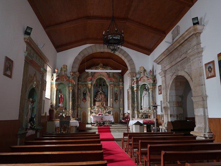 Igreja Matriz de Almeida - Portugal © Viaje Comigo