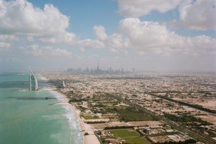 Direitos Reservados - Turismo do Dubai © Dan Rubin
