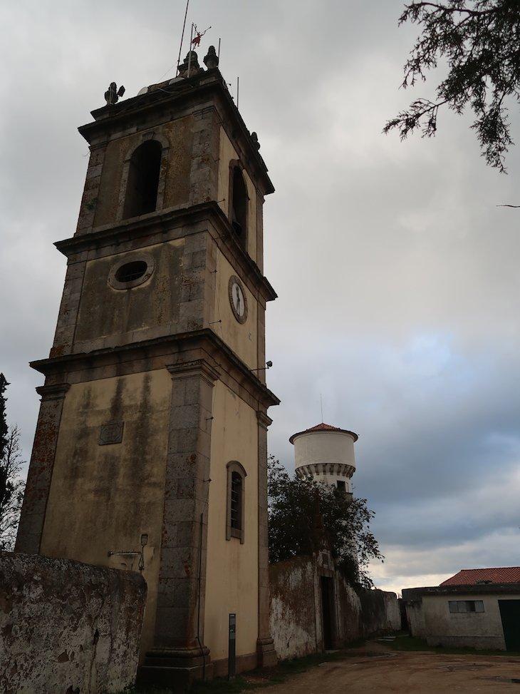 Torre do Relógio em Almeida - Portugal © Viaje Comigo