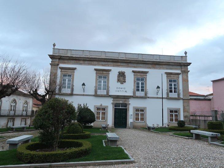 Tribunal, Almeida - Portugal © Viaje Comigo