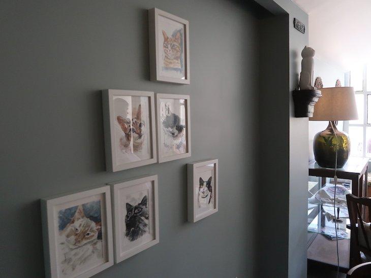 Cat's Room - Porto dos Gatos © Viaje Comigo