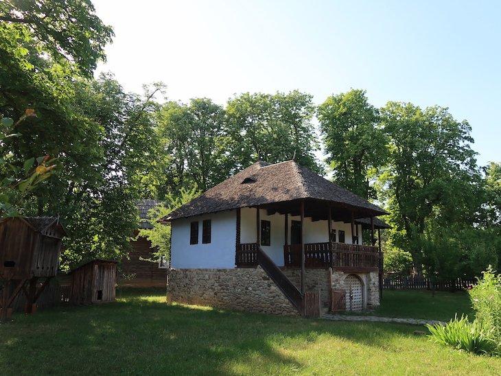 Dimitrie Gusti National Village Museum - Bucareste - Romenia © Viaje Comigo