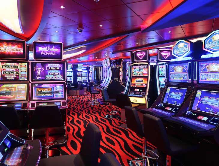 Casino do MSC Seaview © Viaje Comigo