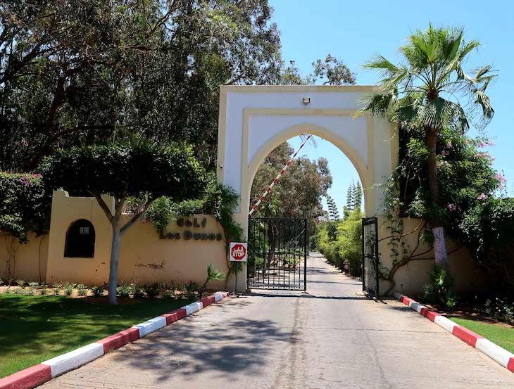 Golfe Les Dunes - Club Med Agadir - Marrocos © Viaje Comigo