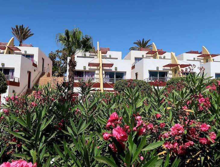 Quartos no Club Med Agadir - Marrocos © Viaje Comigo