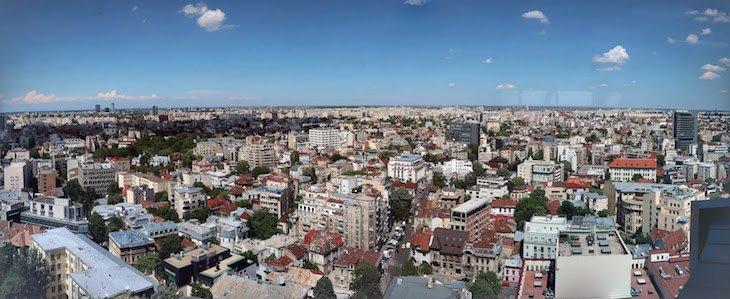 Intercontinental Hotel Bucharest © Viaje Comigo