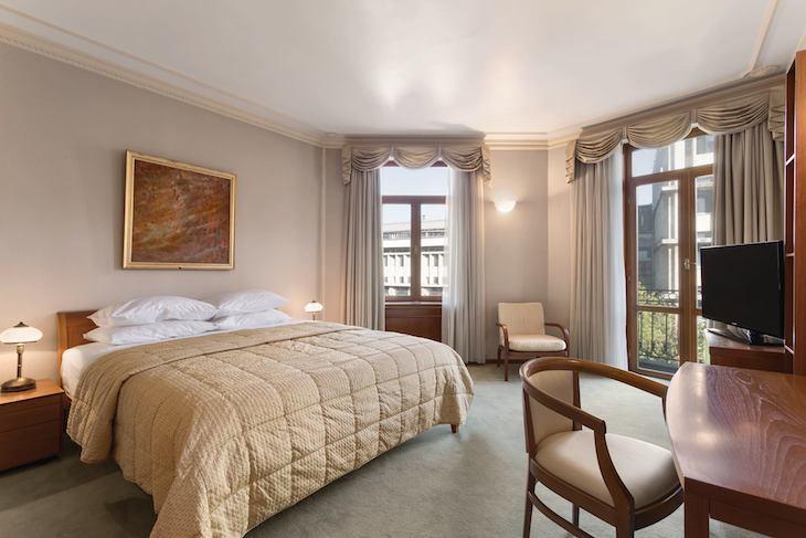 Ramada Bucharest Majestic Hotel © DR
