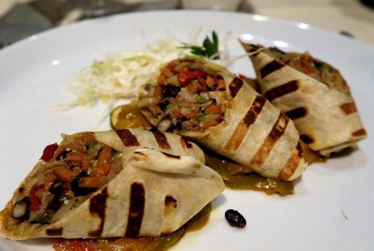 Restaurantes do MSC Seaview © Viaje Comigo
