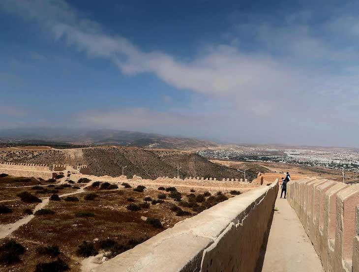 No Kasbah de Agadir - Marrocos © Viaje Comigo