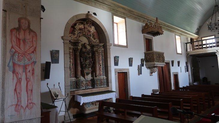 Igreja Matriz - Aldeia Histórica de Castelo Novo - Portugal © Viaje Comigo