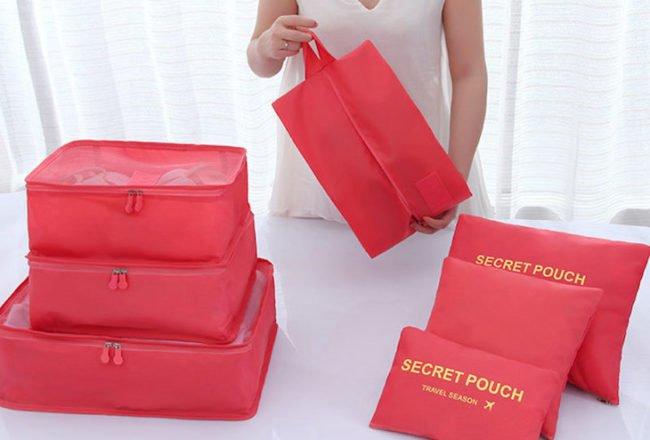 bolsas de viagem