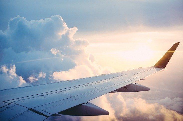 Asa do Avião © Pixabay