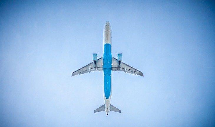 Vista para avião - Foto: Pixabay