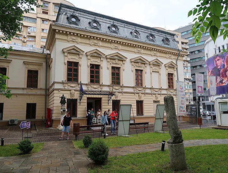 Casa Filipescu Cesianu - Bucareste - Roménia © Viaje Comigo