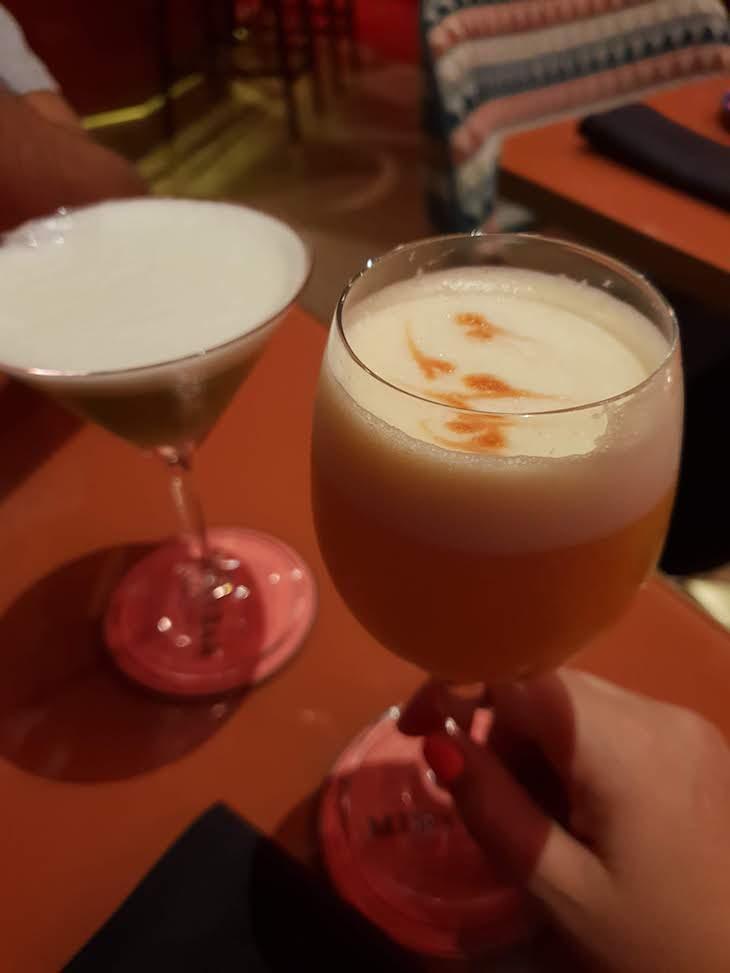 Cocktails do Mini Bar Porto © Viaje Comigo