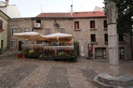 Esplanada Fio de Azeite, Belmonte, Portugal © Viaje Comigo