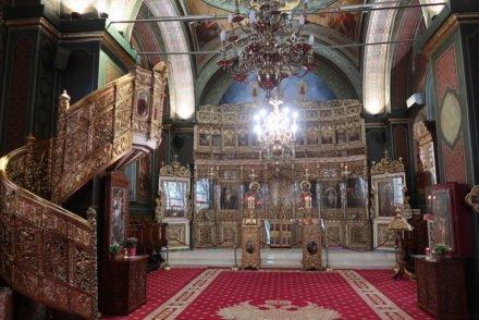 Igreja de S. Nicolau - Bucareste - Roménia © Viaje Comigo