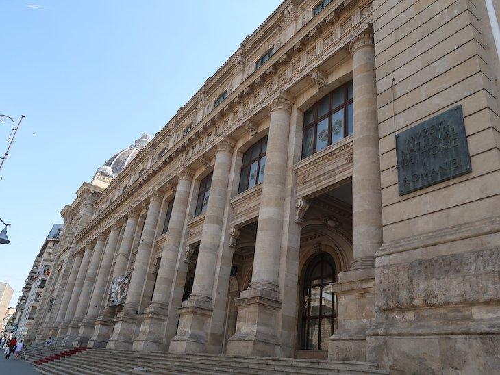 Museu Nacional de História Romena - Bucareste - Roménia © Viaje Comigo