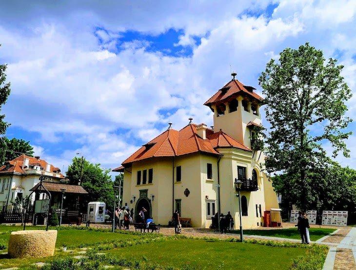 Museu Nicolae Minovici - Bucareste - Roménia © Viaje Comigo