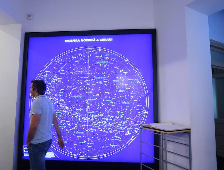Visita ao Observatório Astronómico - Bucareste - Roménia © Viaje Comigo