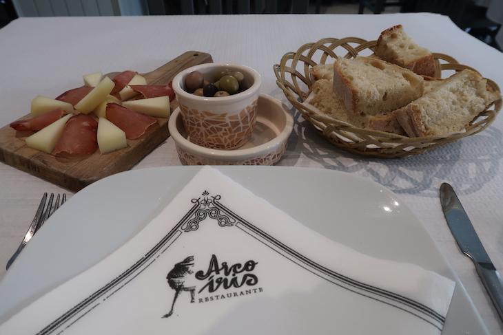 Restaurante Arco-Íris em Figueira de Castelo Rodrigo - Portugal © Viaje Comigo