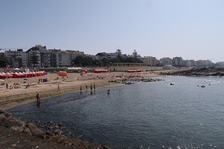 Praia do Molhe, Porto - Portugal © Viaje Comigo