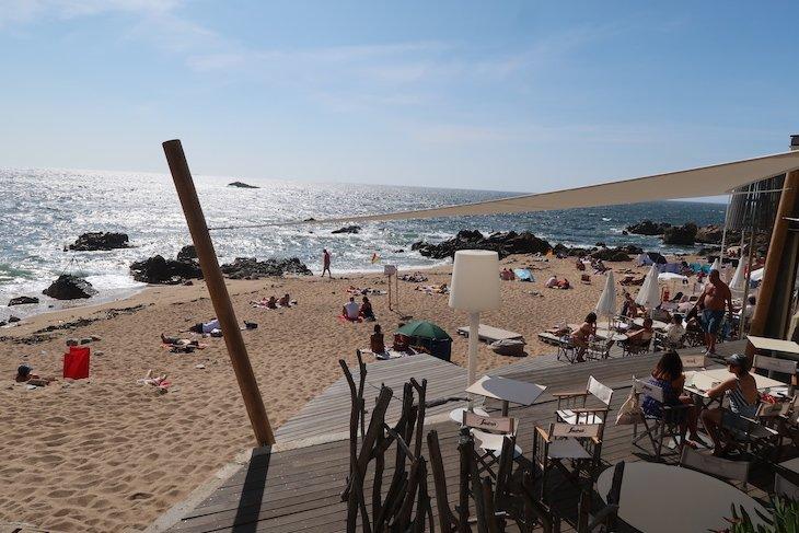 Praia da Luz, Porto - Portugal © Viaje Comigo