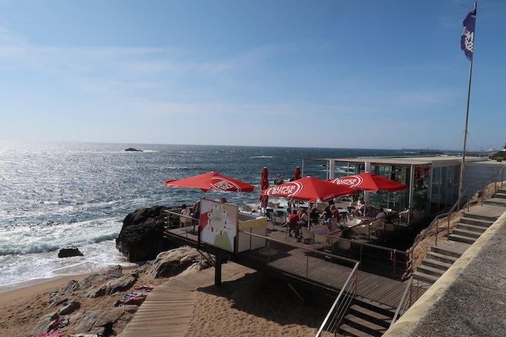 Praia dos Ingleses, Porto - Portugal © Viaje Comigo