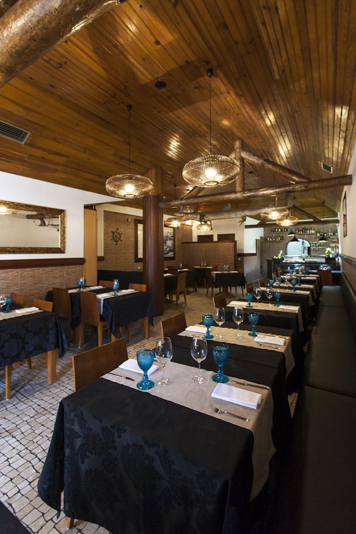 Restaurante O Xarroco, Matosinhos. FOTO: Filipe Paiva