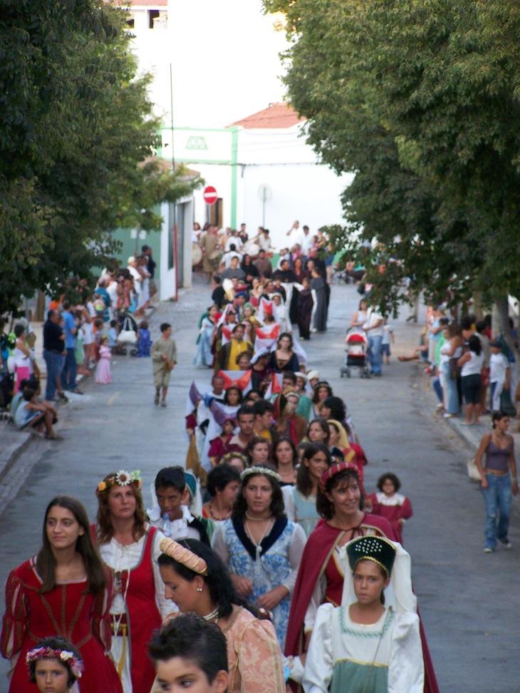 Feira Medieval em Castro Marim, Algarve