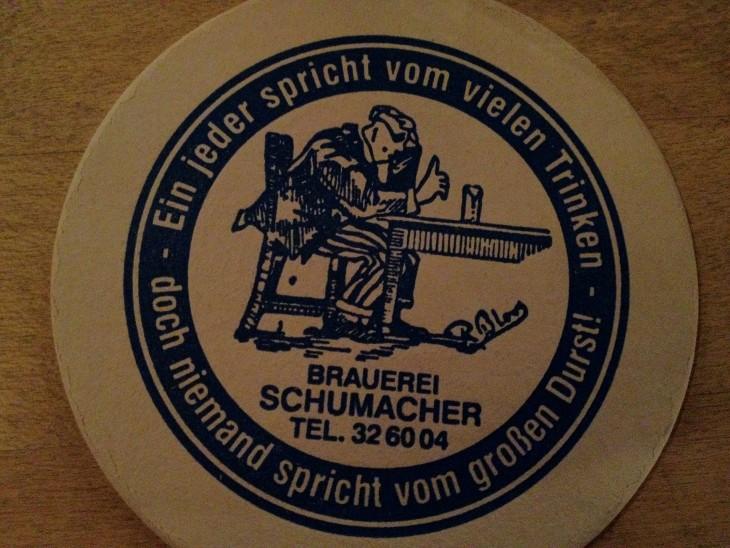 Brauerei Schumacher - Düsseldorf