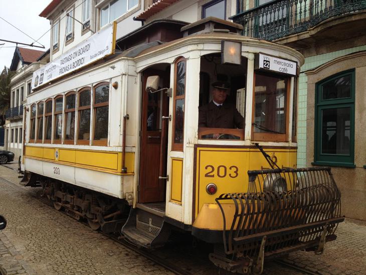 Elétrico Linha 22