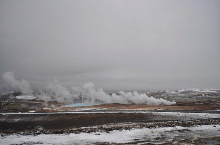Roadtrip na Islândia © Direitos Reservados Viaje Comigo