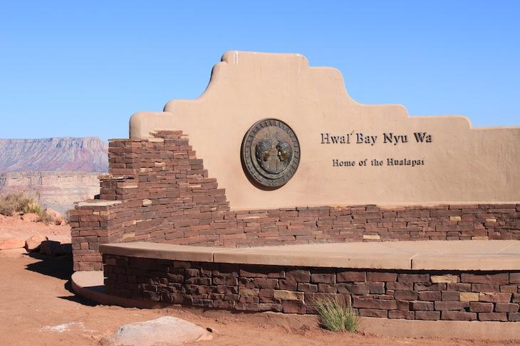 Visitar o Grand Canyon - West Rim