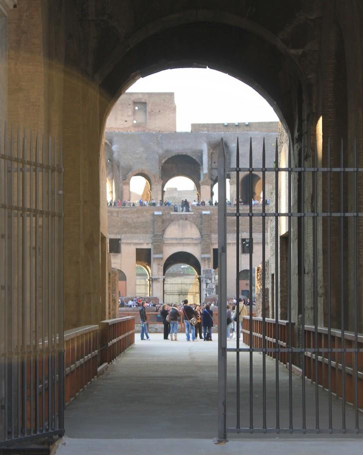Coliseu de Roma © Viaje Comigo
