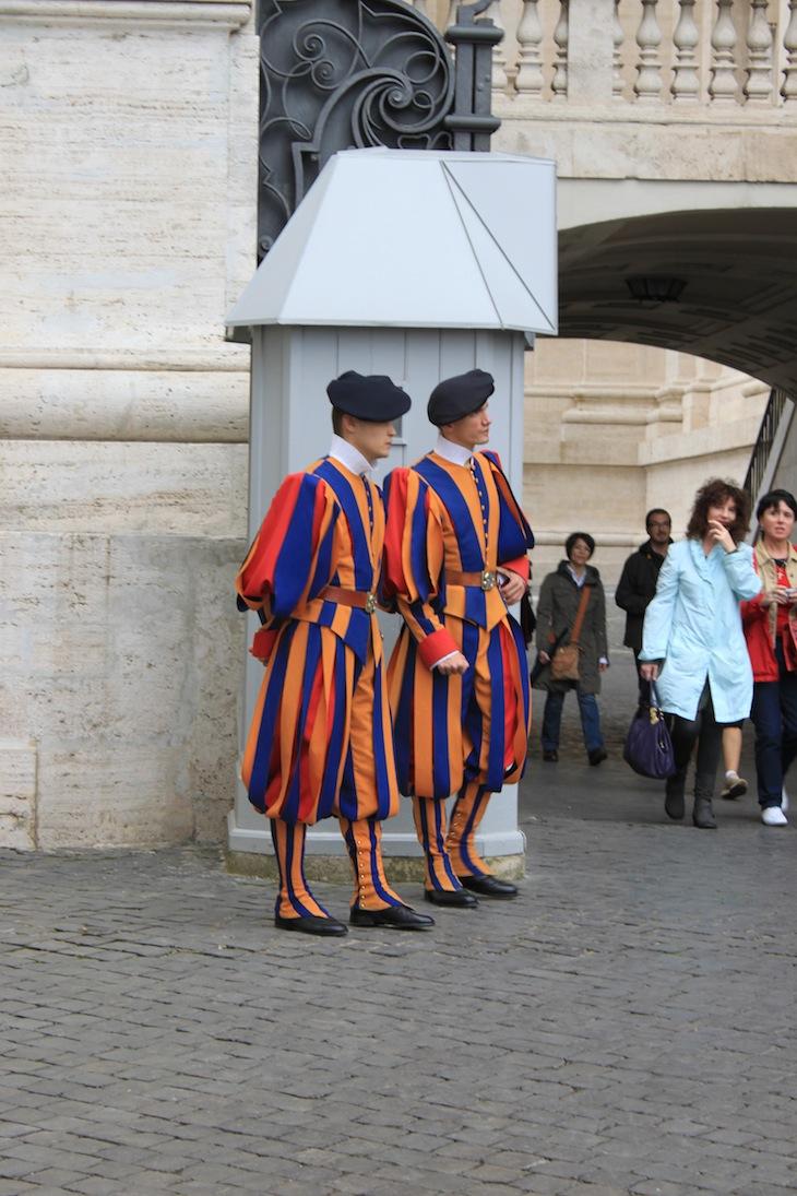 Guarda no Vaticano
