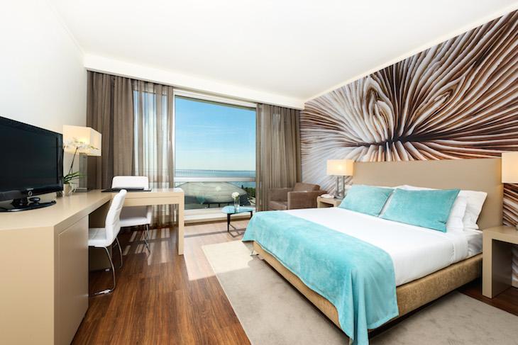 Quarto com Vista para Expo - Hotel Tryp Lisboa Oriente DR