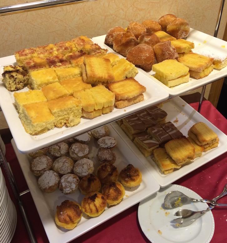 Pequeno-almoço no Hotel Tryp Lisboa Oriente