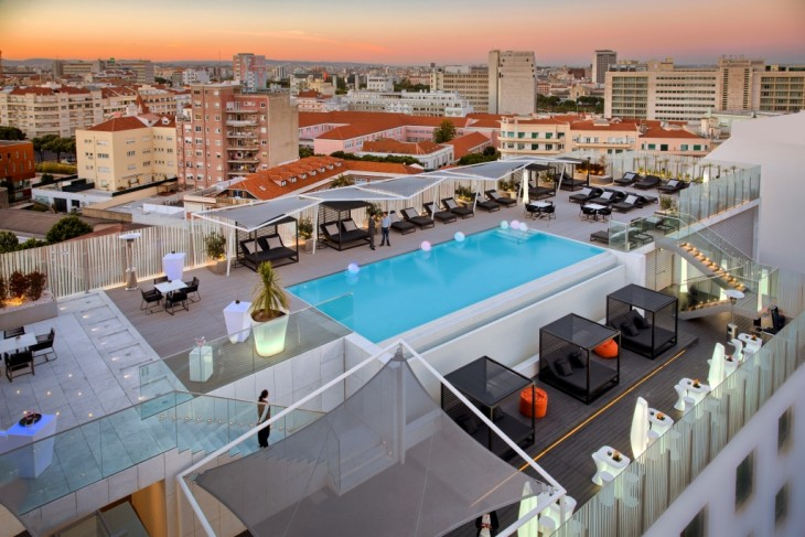 UpScale Bar - EPIC SANA Lisboa Hotel