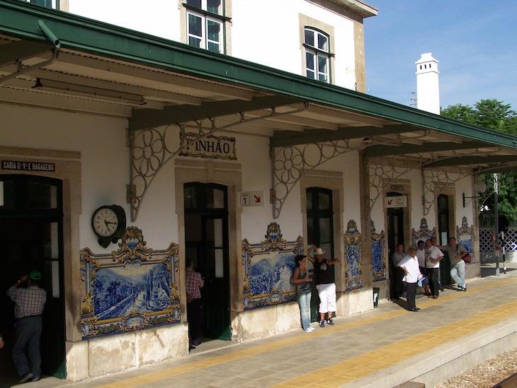 Estação Pinhão, Douro